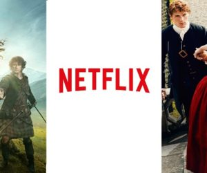 netflix effect on outlander