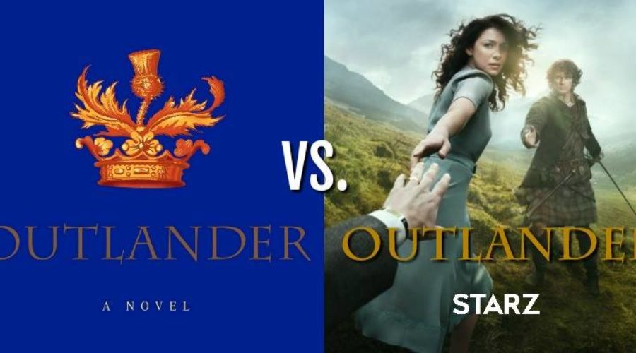 4 Reasons You Should Read the Outlander Books AND Watch the TV Show