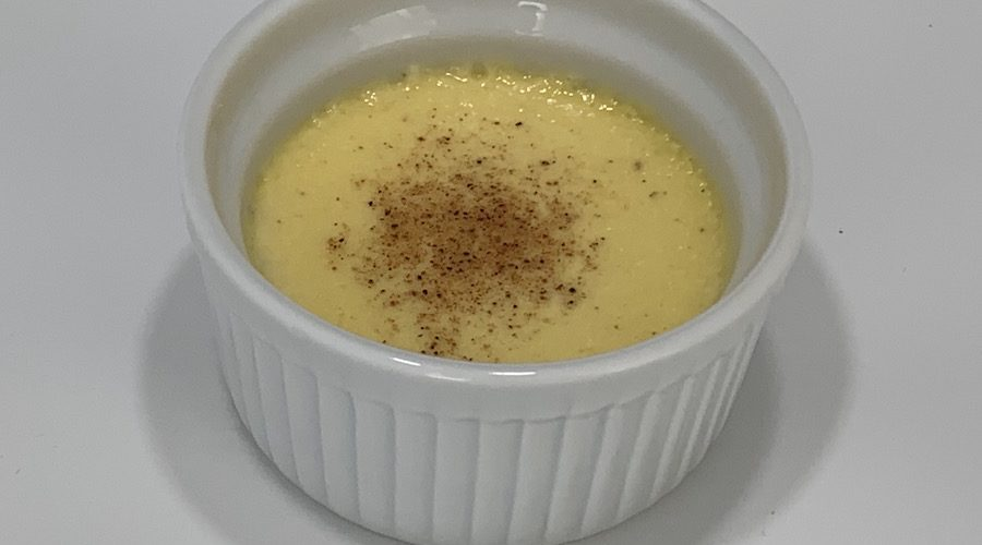 How They Made It: Egg Custard with the Duke of Sandringham