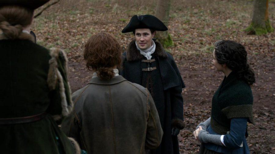 lord john grey, outlander season 4 life lessons