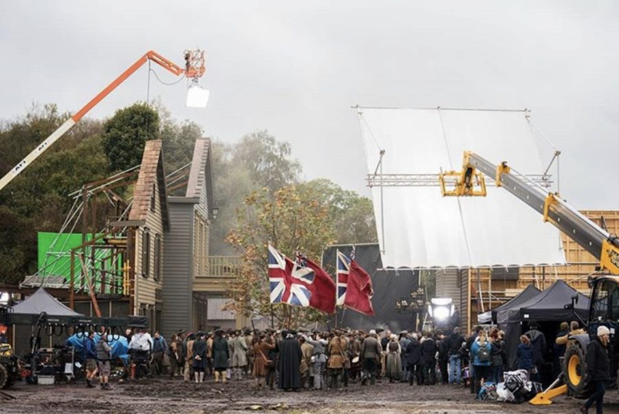 outlander season 5, behind the scenes in outlander, aimee spinks photography