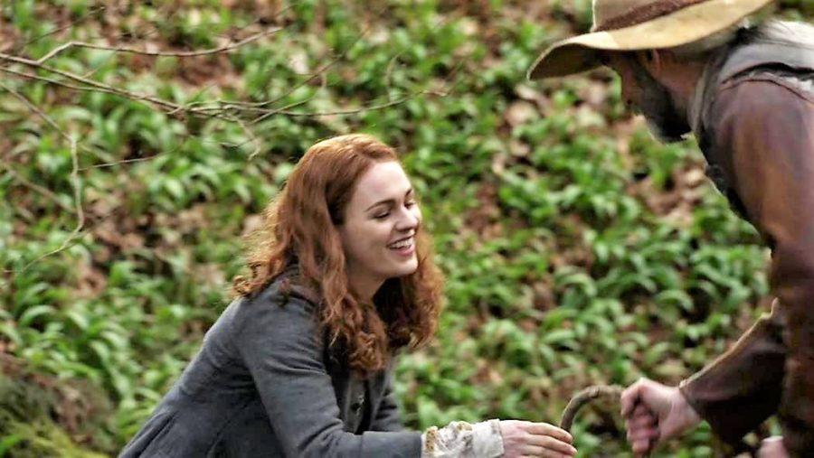 top 10 musical moments in outlander season 4, brianna in outlander season 4