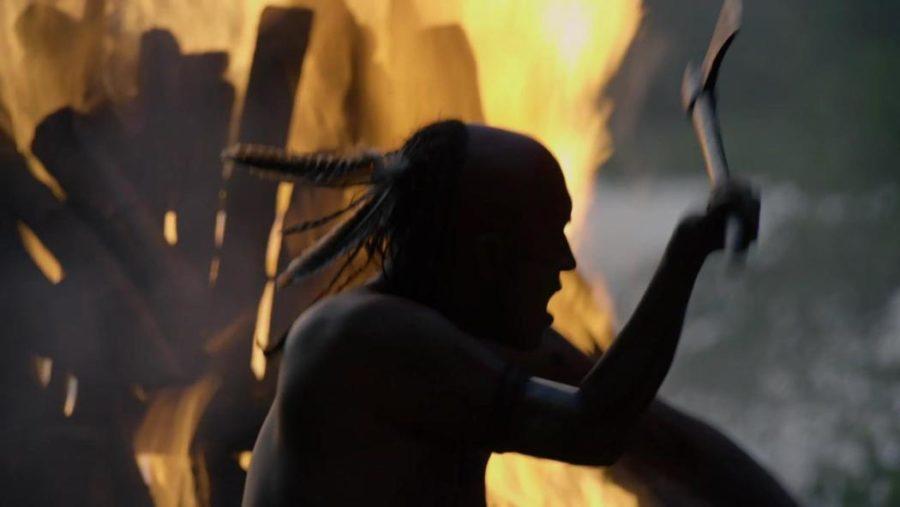 top 10 musical moments in outlander season 4, native american dancing in outlander season 4