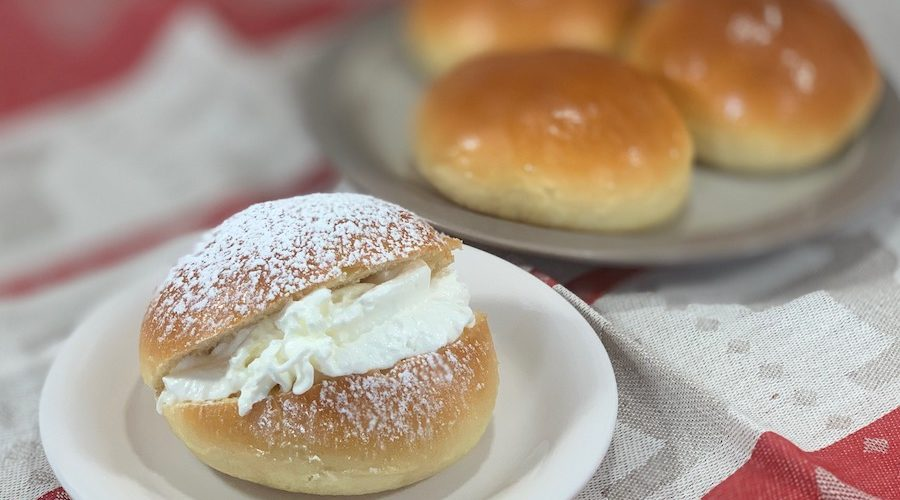 How They Made It: Scottish Cream Buns with Fiona