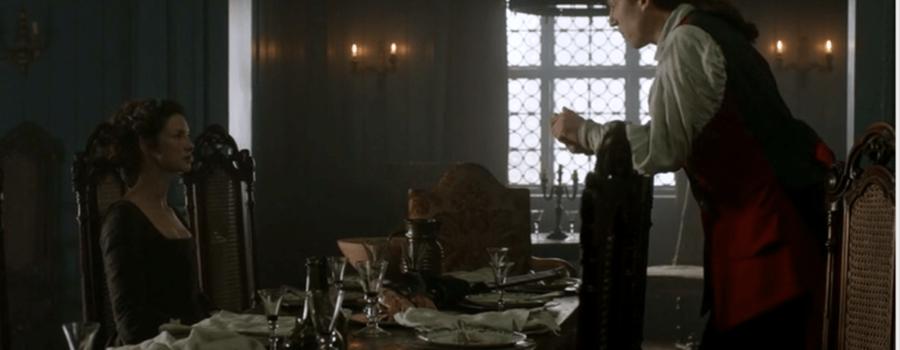 Outlander Cast: The Garrison Commander – Episode 1.06 – LIVE Commentary Track