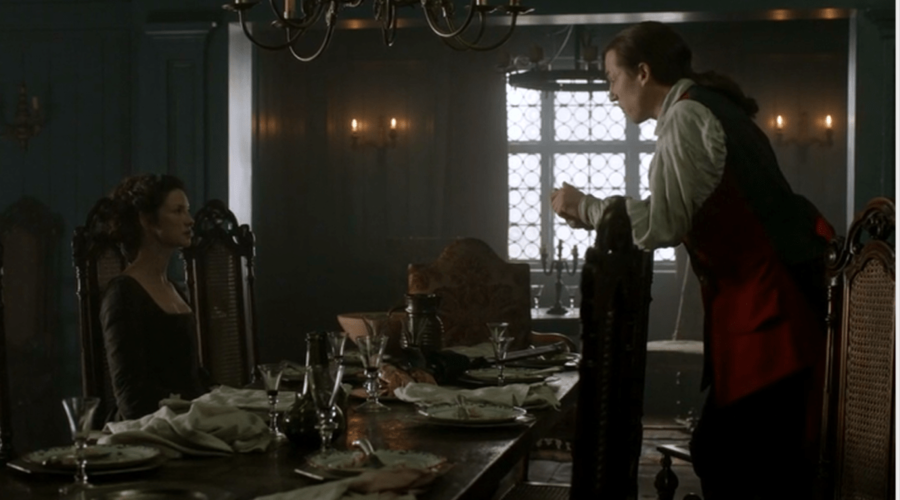 Outlander Cast: The Garrison Commander – Episode 1.06 – LIVE Commentary Track