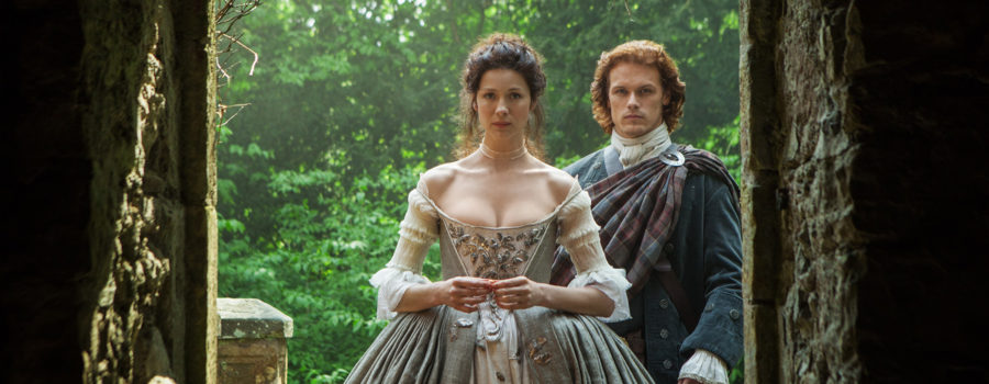 Outlander The Wedding Commentary Track