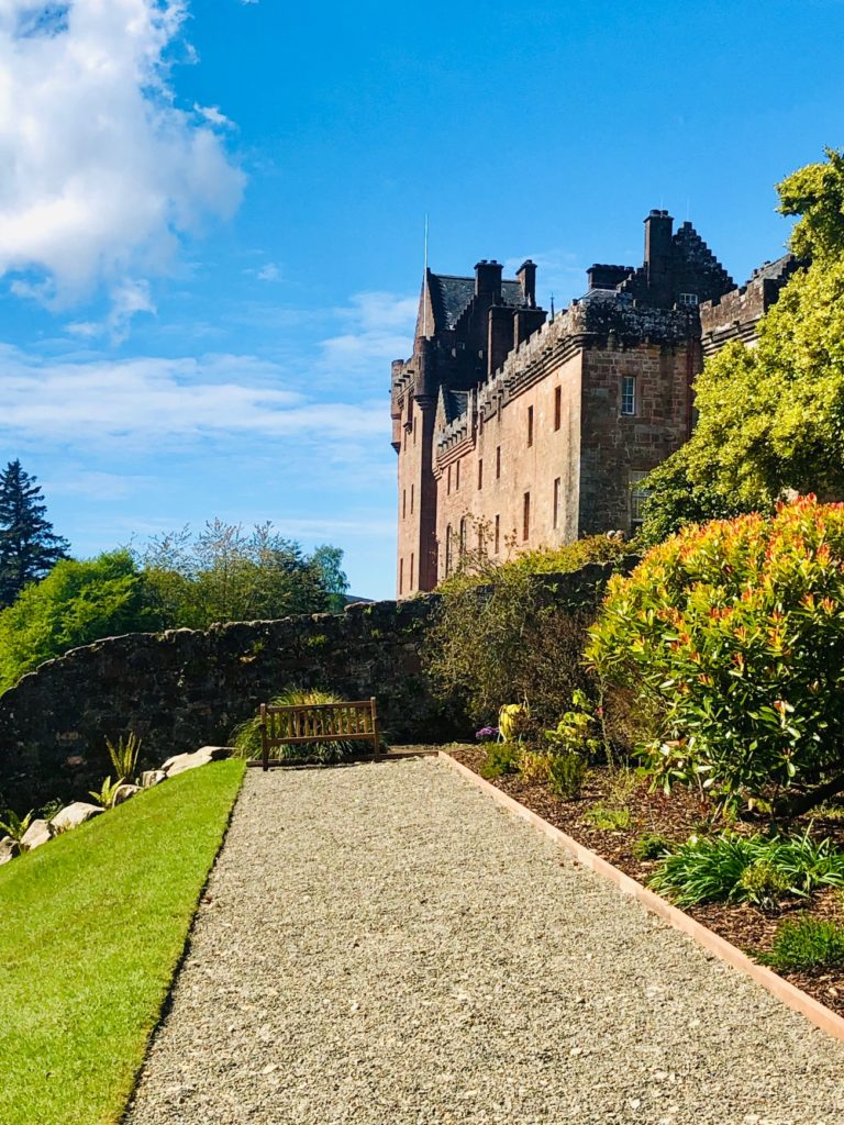 top 6 things to do on Arran, Brodick Castle Gardens