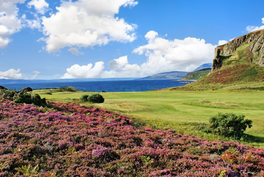 top 6 things to do on Arran, Skiskine Golf Club