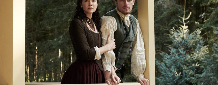 Outlander Season 5 Tweet Fest with Sam Heughan and Caitriona Balfe