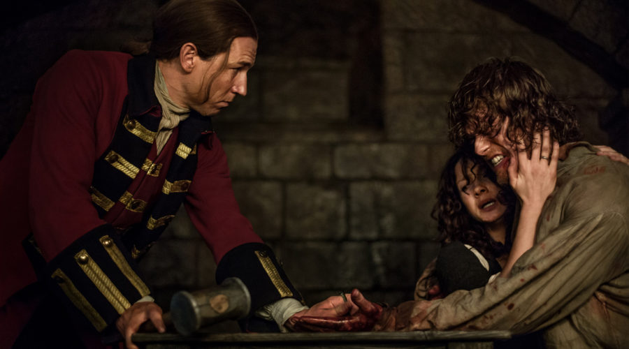 Outlander Cast: Wentworth Prison – Episode 1.15 – LIVE Commentary Track