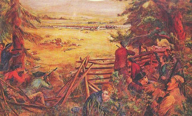 battle of alamance, outlander history lesson
