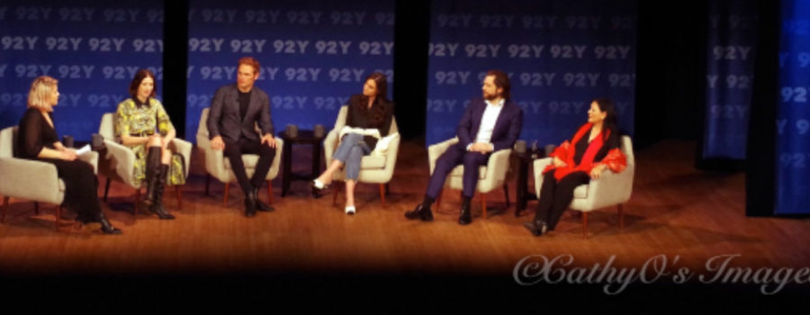 92nd Street Y Outlander Panel: Here's What Happened