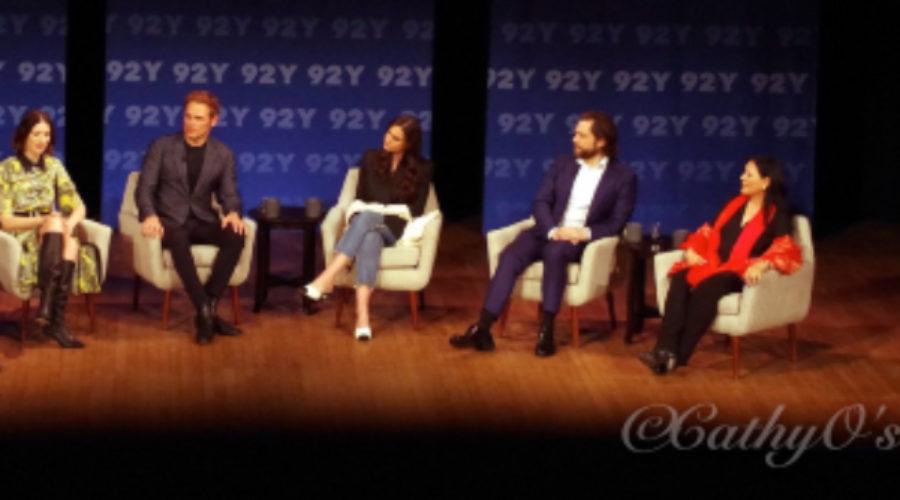 92nd Street Y Outlander Panel: Here's What Happened