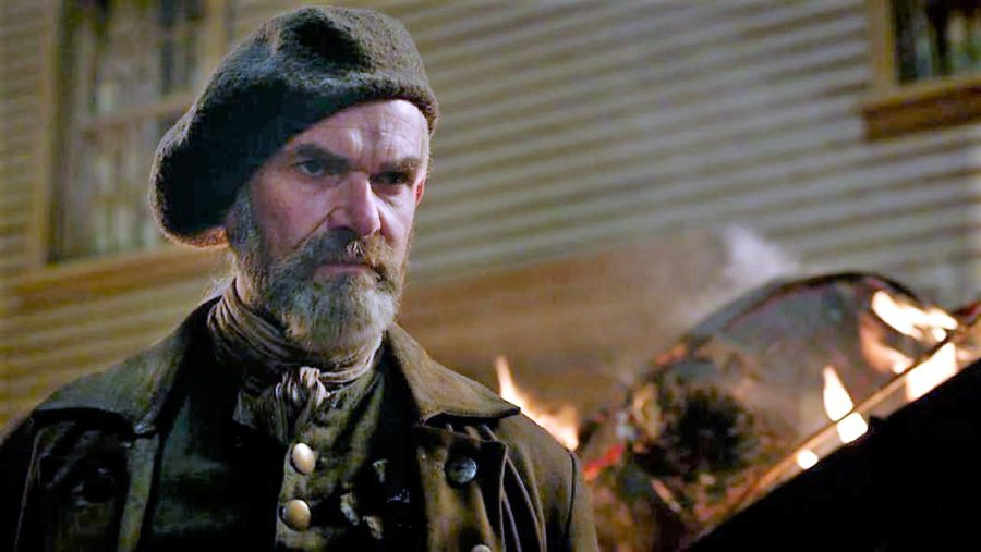 Murtagh in Outlander Season 5, the war of regulation