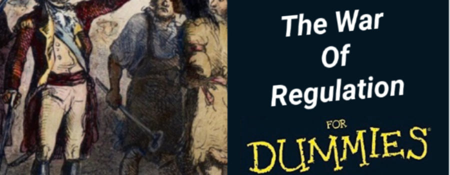 Outlander History Lesson: The War of Regulation for Dummies