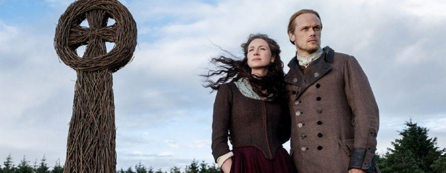 Outlander Cast: The Fiery Cross (s5 PREMIERE)