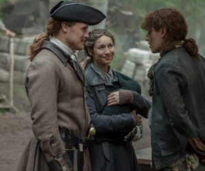 outlander the company we keep listener Feedback