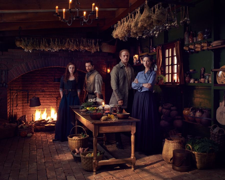 inside the big house, outlander season 5