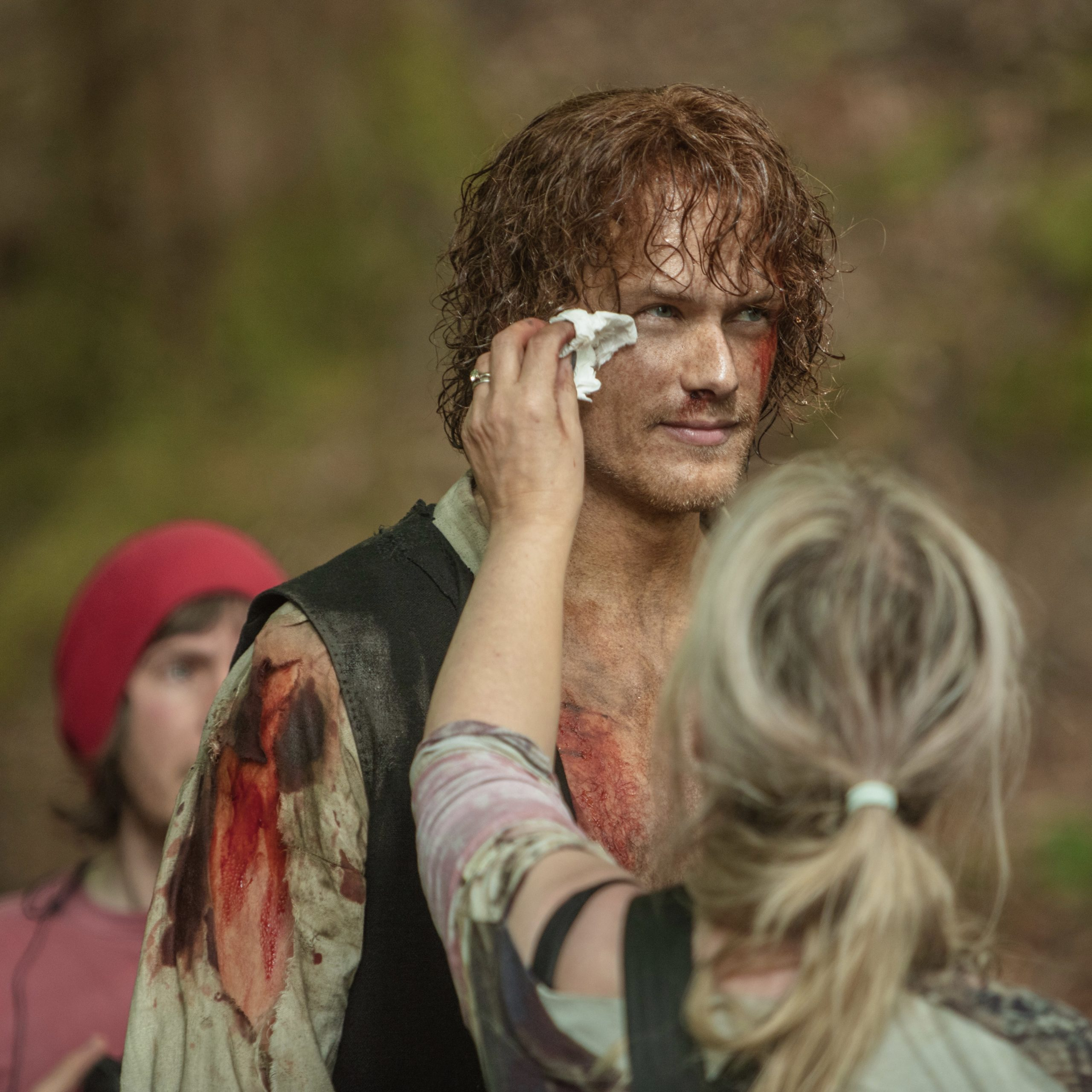 The Many Near Deaths Of Jamie Fraser In Outlander