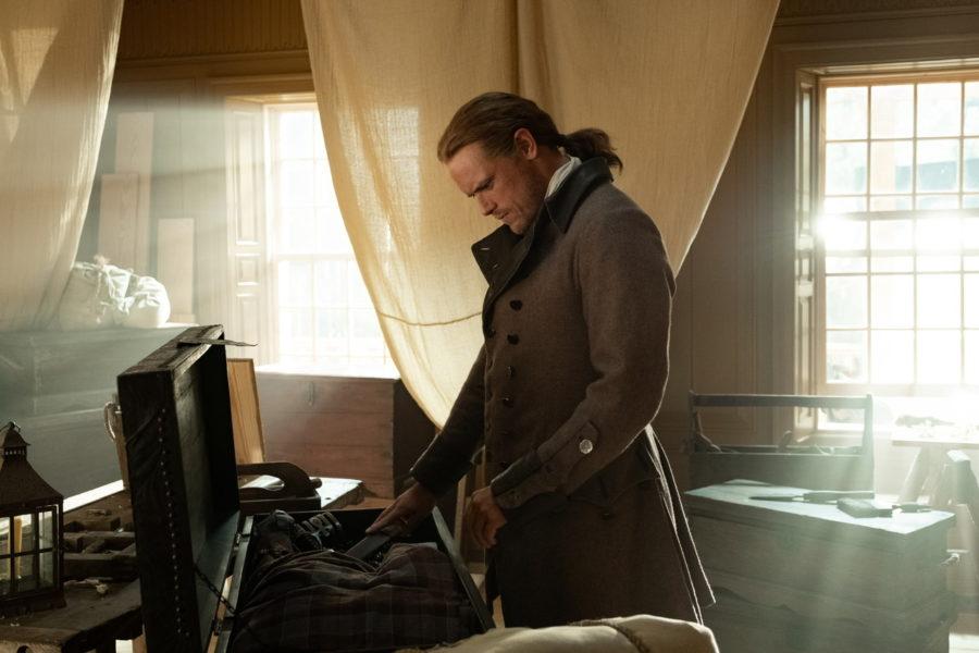 jamie fraser, outlander season 5