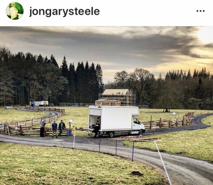 the big house on fraser's ridge, outlander season 5
