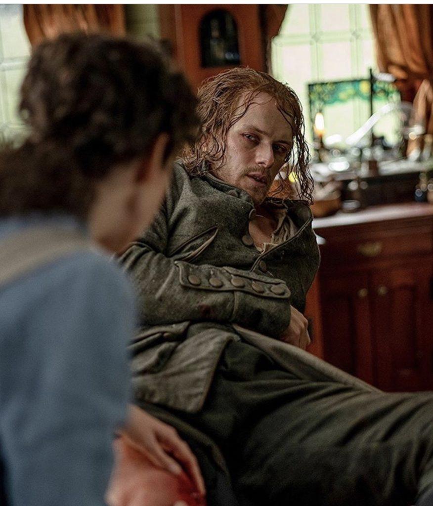 jamie fraser outlander season five, deaths of jamie fraser