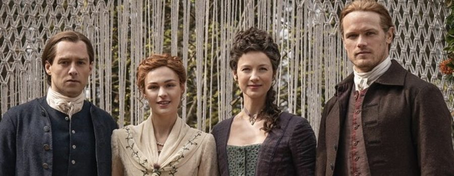 Outlander Behind the Scenes: The Big House on Fraser's Ridge