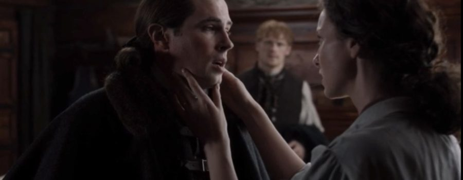 Contagion in Outlander: What did Claire Fraser do?