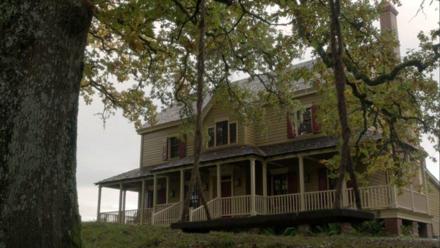 big house on fraser's ridge, outlander easter eggs