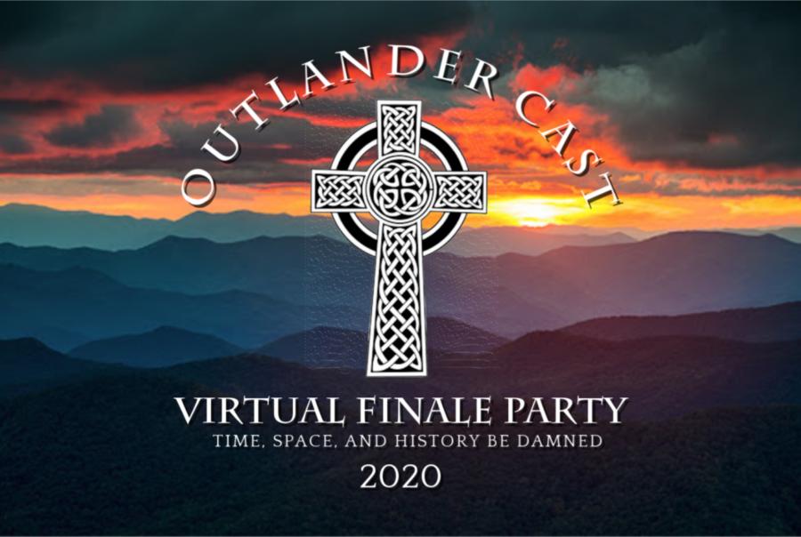 Outlander season 5 Virtual Finale Party