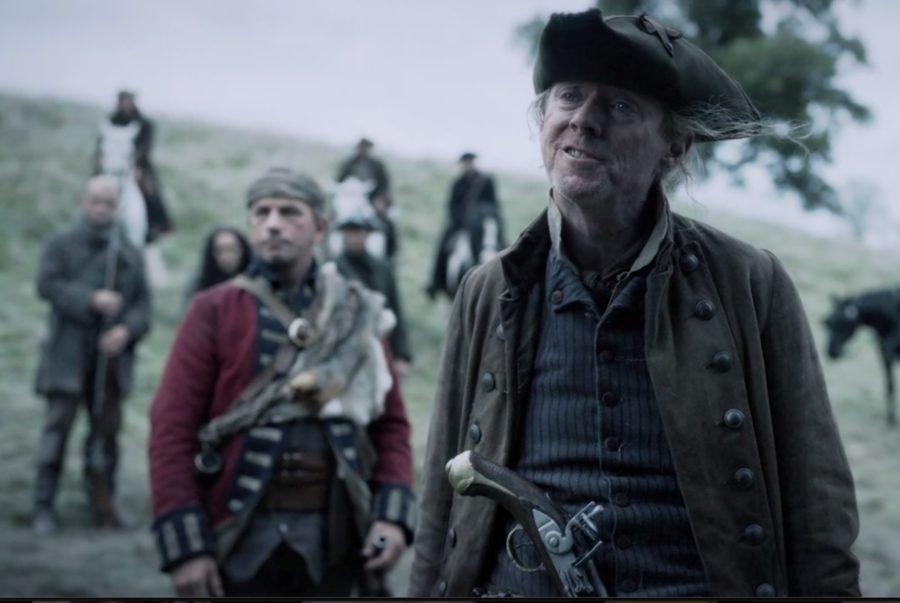 Lionel Brown & his gang (photo credit: Outlander STARTZ)