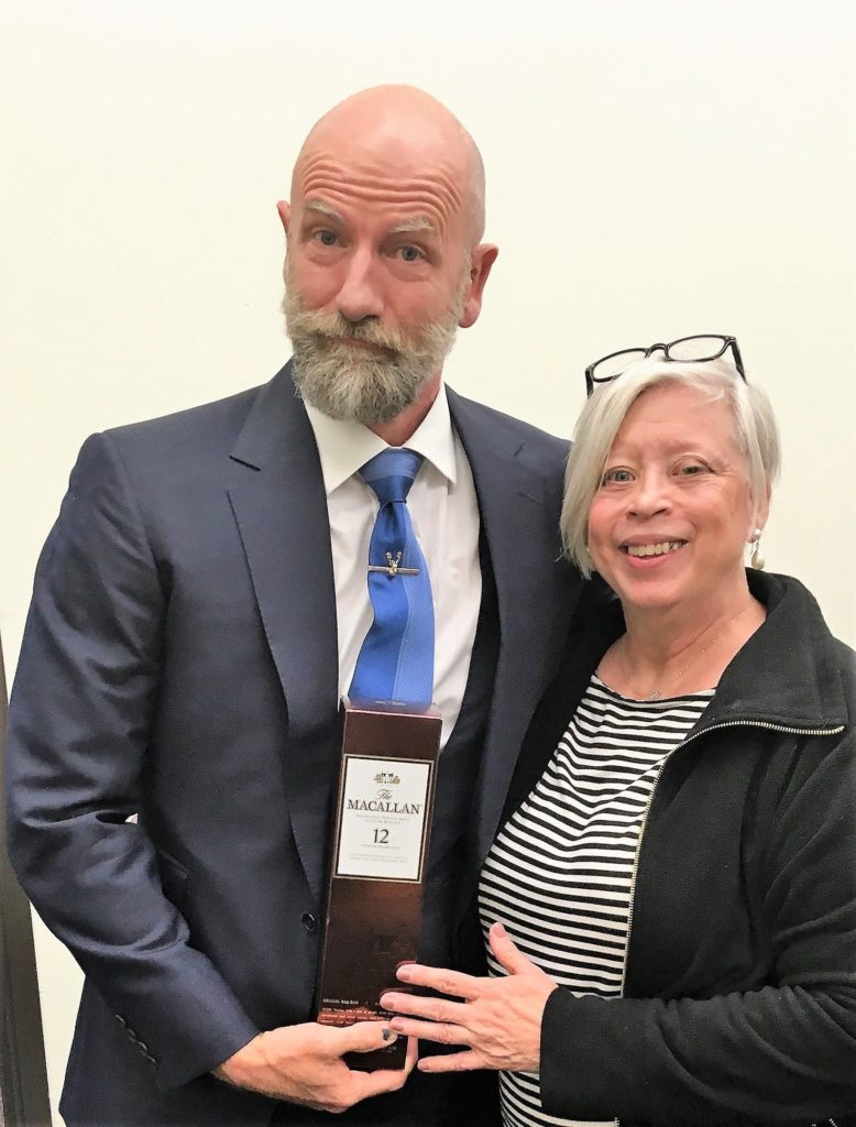 Graham McTavish and Susan Gajderowicz