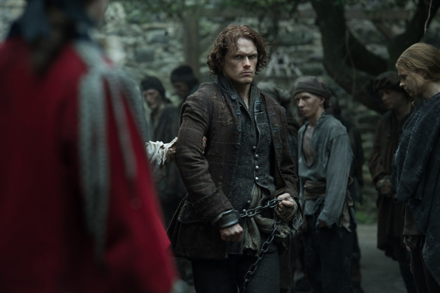 jamie fraser, outlander photographer aimee spinks