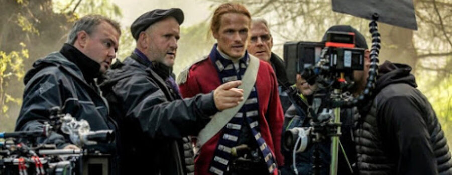 outlander director Stephen Woolfenden