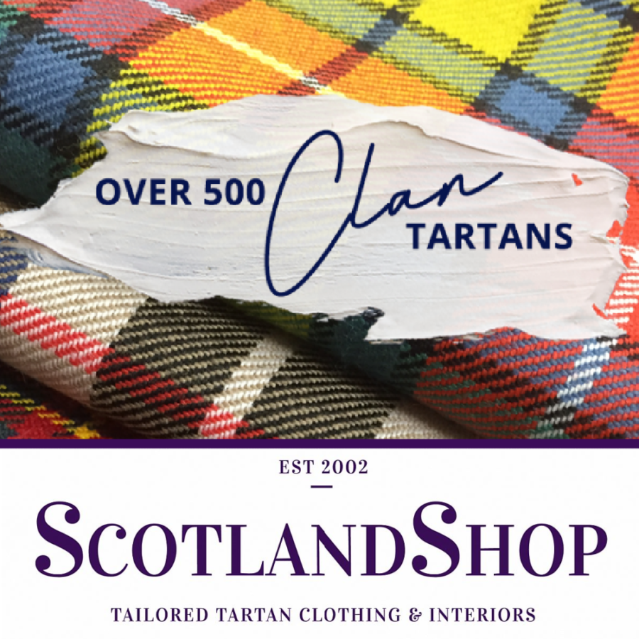 Scotland Shop Advert