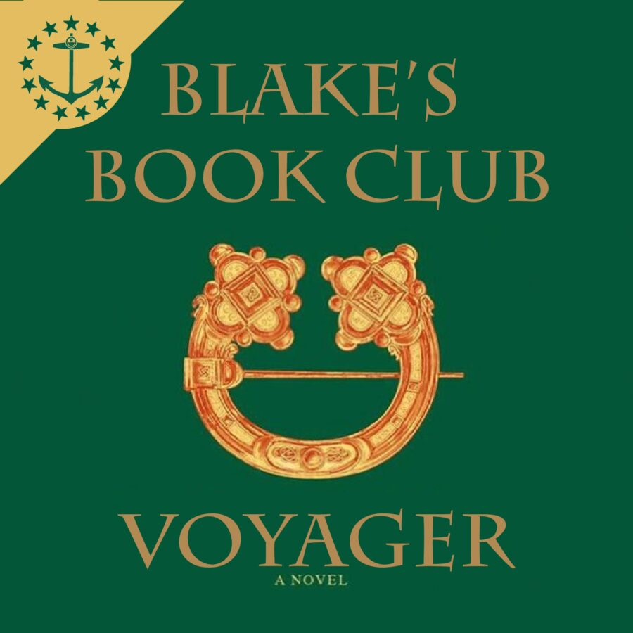 Blake's Book Club: Voyager