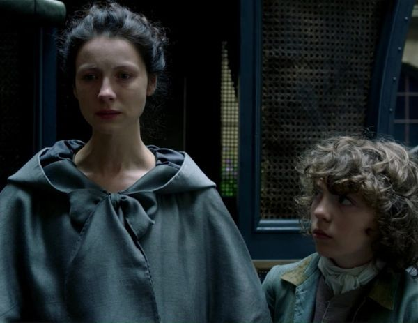 Claire and Fergus Claudel Fraser